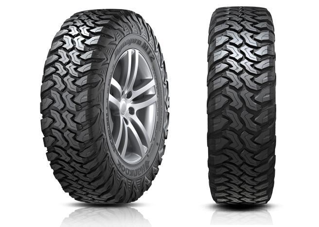 На рынок Америки выходит новая грязевая шины линейки Hankook Dynapro