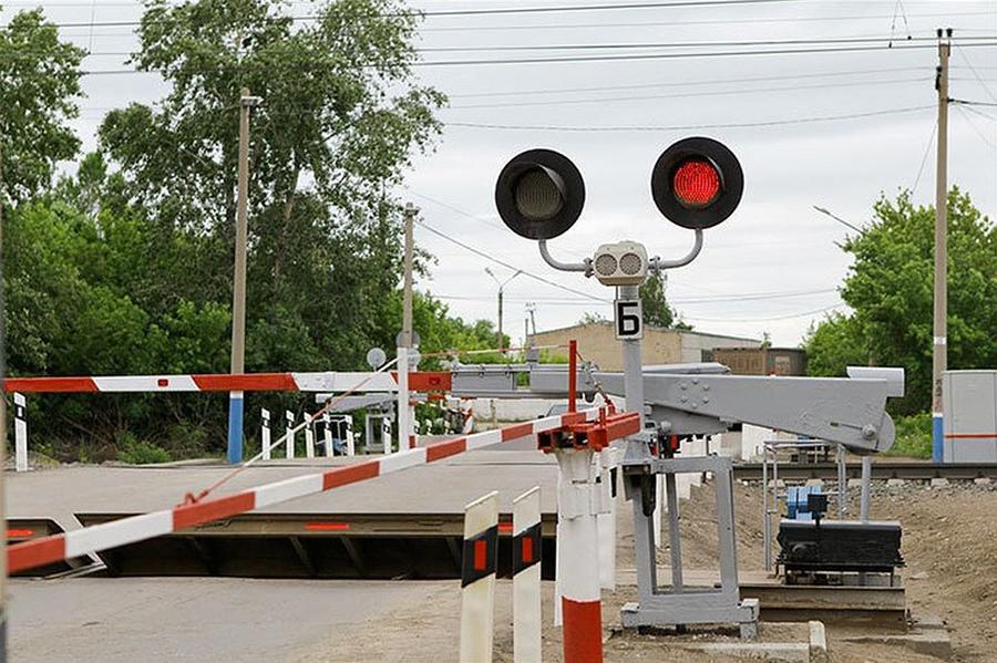 На железнодорожных переездах начнут активно ставить камеры