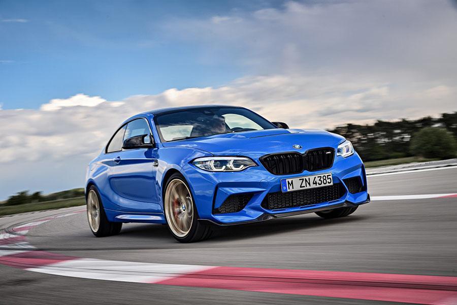 BMW сделал экстремальное купе M2 CS