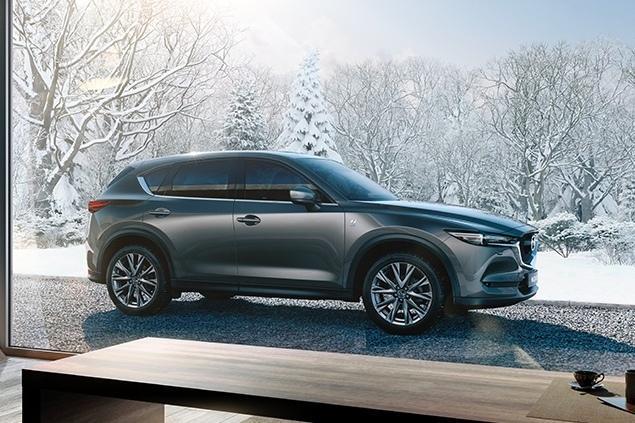 Mazda придумала для CX-5 странное название комплектации