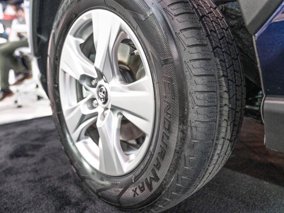 Премьера всесезонки Cooper Discoverer EnduraMax для SUV на выставке в Лас-Вегасе