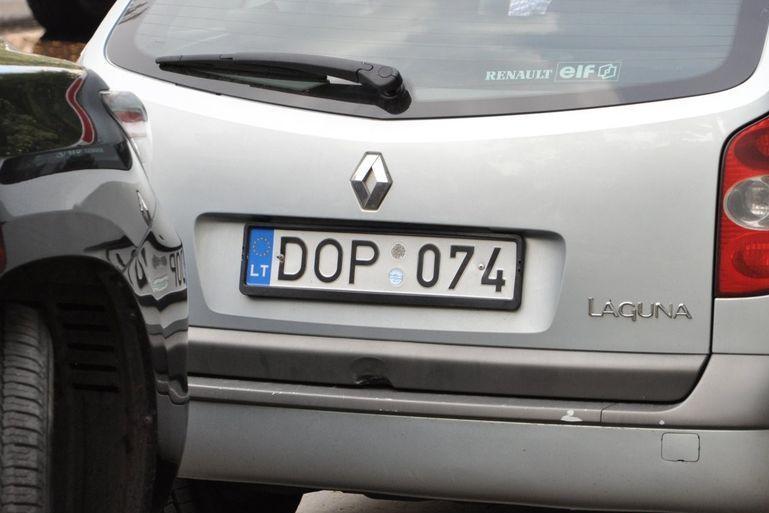 В МВД разработали меры для наказания водителей-иностранцев