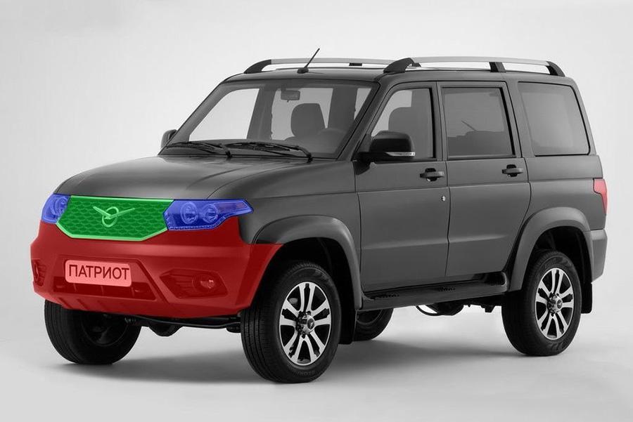 УАЗ «Русский Прадо» получит новый двигатель