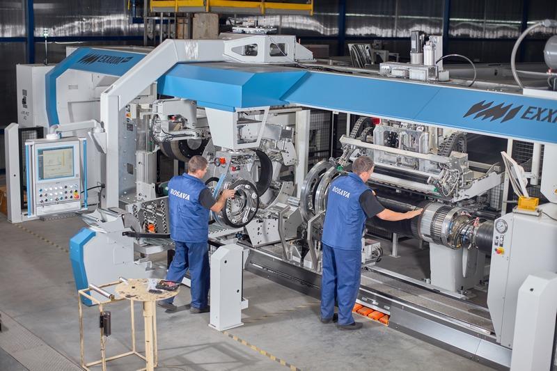 «Росава» улучшает характеристики шин за счет более широкого применения натурального каучука