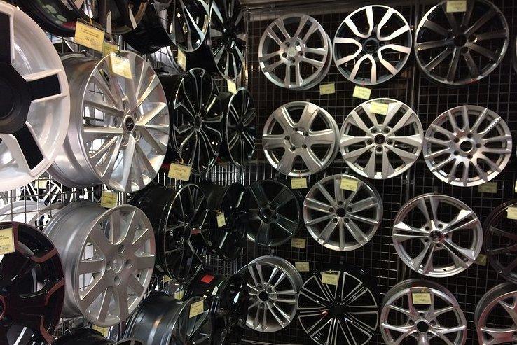 Минпромторг выживет с рынка китайские литые диски