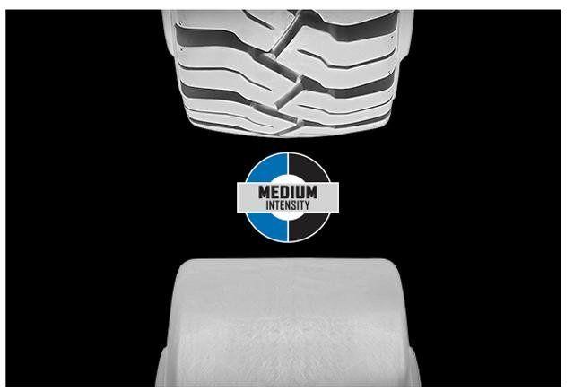 Camso запускает новую серию немарких шин для вилочных погрузчиков