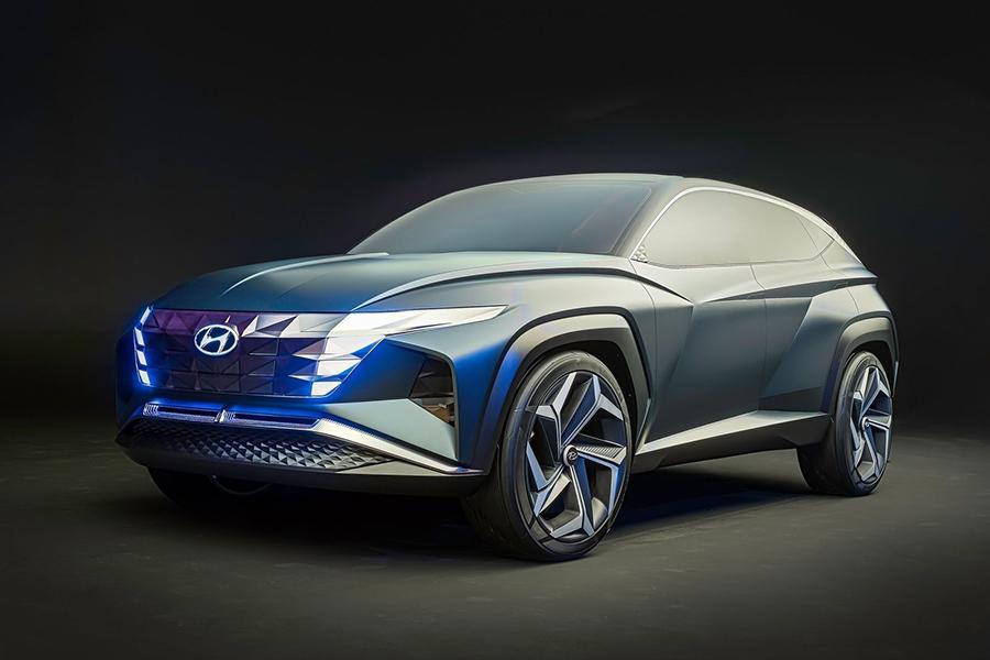 Автосалон в Лос-Анджелесе 2019: Hyundai Vision T