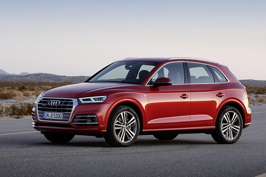 Audi Q5 попали под отзыв на российском рынке