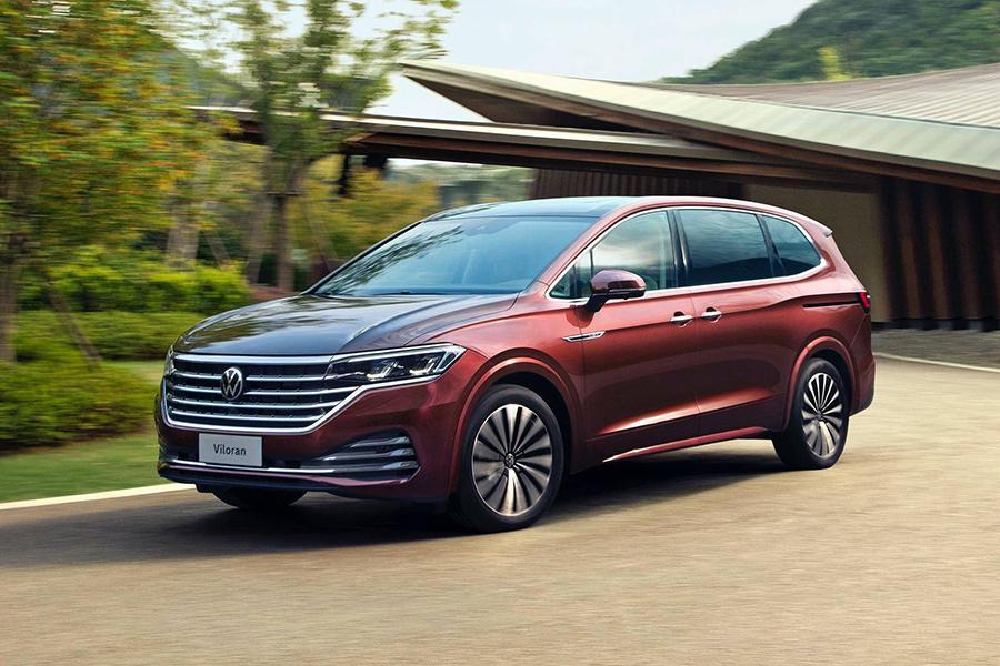 Автосалон в Гуанчжоу 2019: Volkswagen Viloran