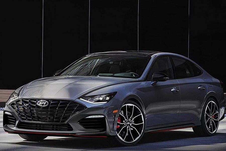 У Hyundai Sonata будет заряженная N-версия