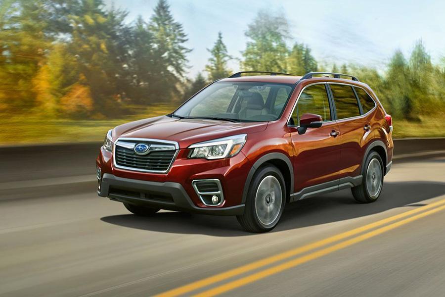 Subaru объявляет отзывную для трех моделей