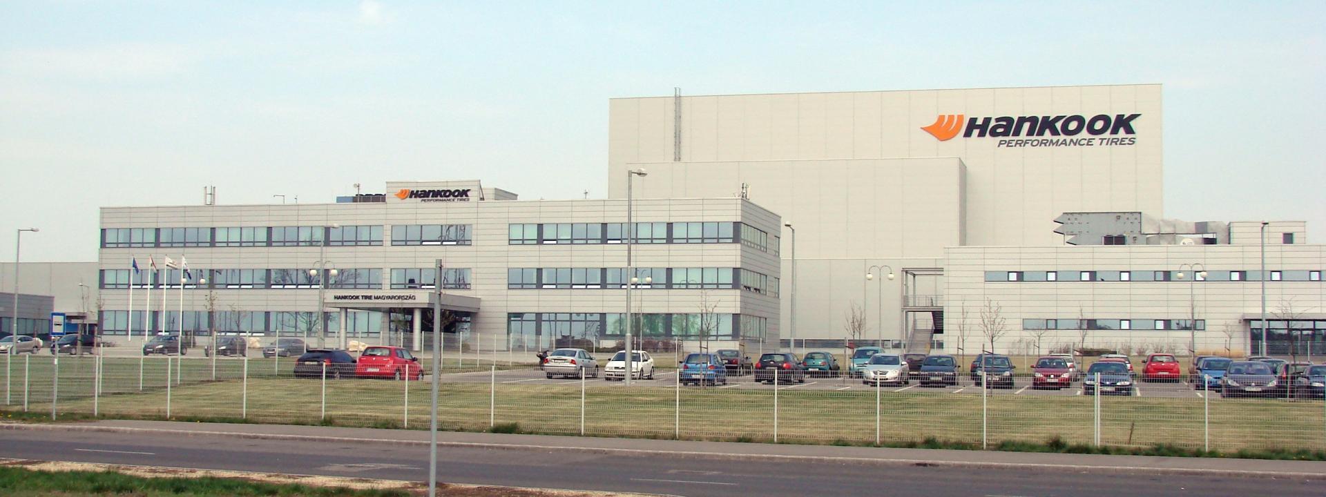Венгерский завод Hankook остановят из-за перепроизводства