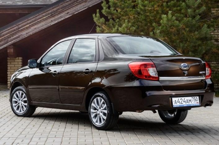 У автомобилей Datsun нашли проблемы с тормозами
