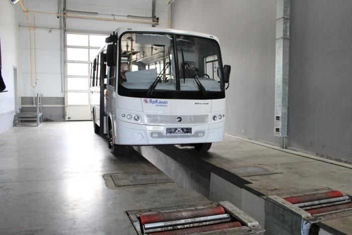 Техосмотр автобусов снова предложили передать ГИБДД