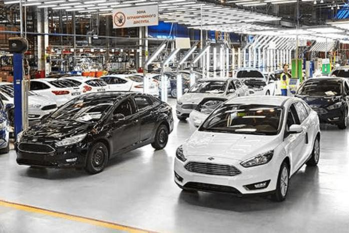 Ford не может продать завод во Всеволожске