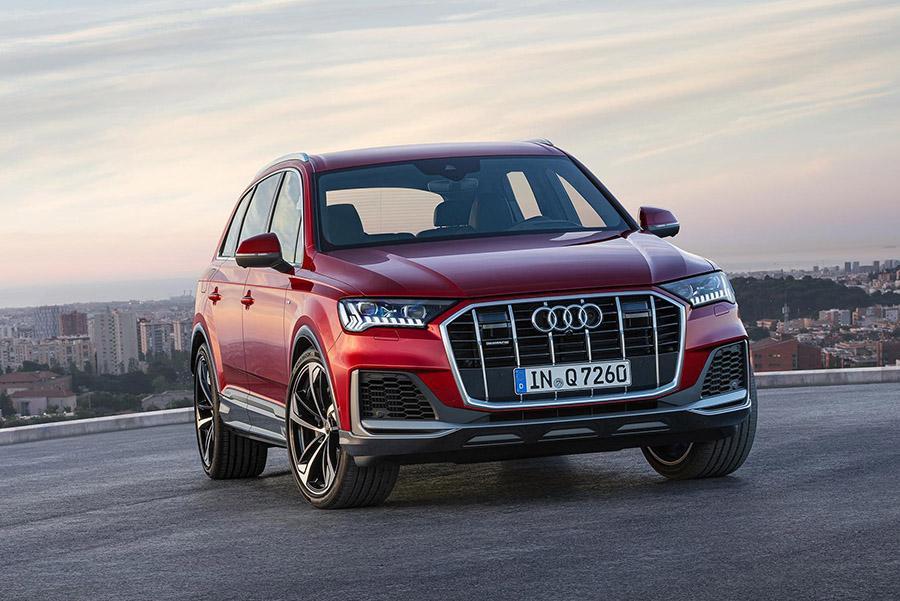 У Audi загвоздка со сборкой Q7 в России
