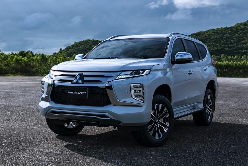 Mitsubishi рассказала о новинках на 2020 год