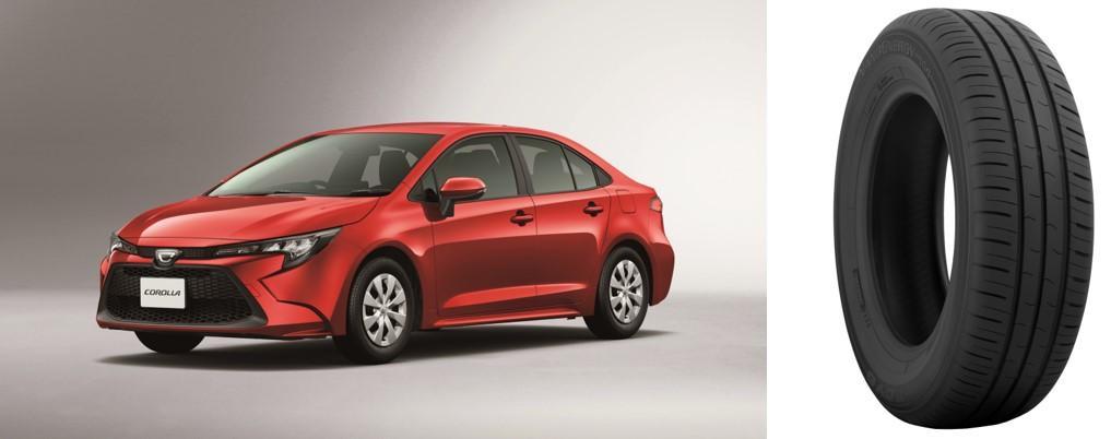 Toyo вошла в список поставщиков оригинальных комплектующих для новой Toyota Corolla