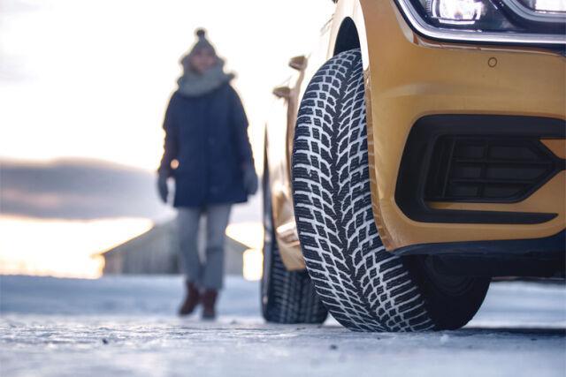 Nokian Tyres одобряет изменения в правилах европейской маркировки зимних покрышек
