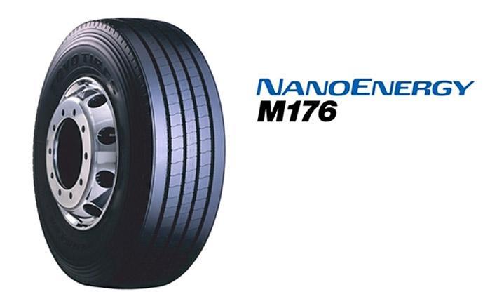 Toyo готовит к выпуску новую экономичную TBR-шину NanoEnergy M176