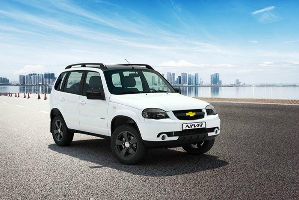 Niva превратится из Chevrolet в «Ладу»