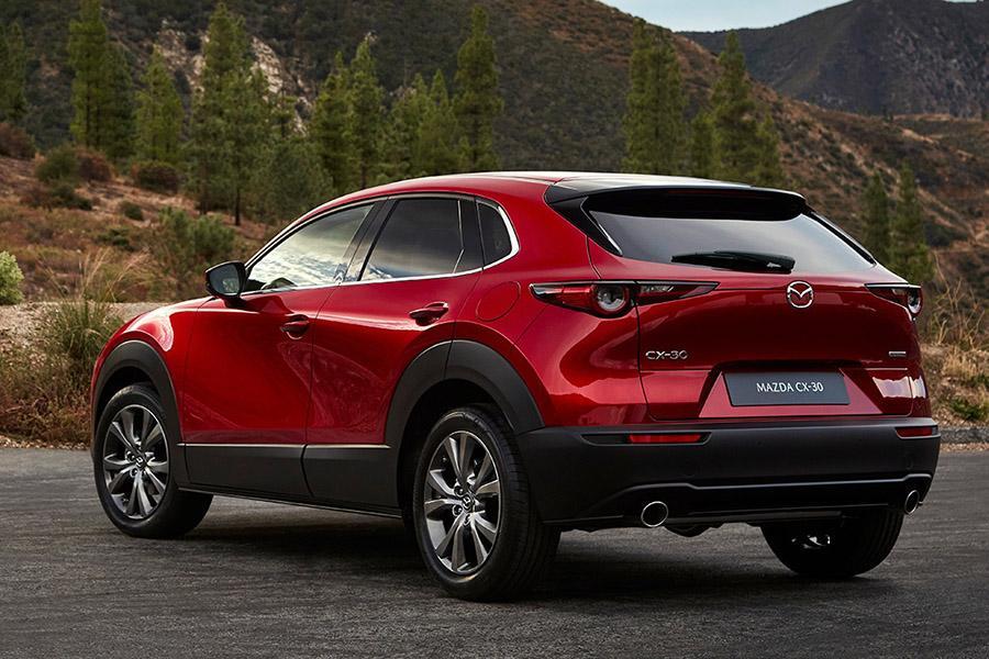 Mazda CX-30 готовится стартовать в России