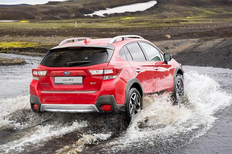 Две модели Subaru отзывают в России