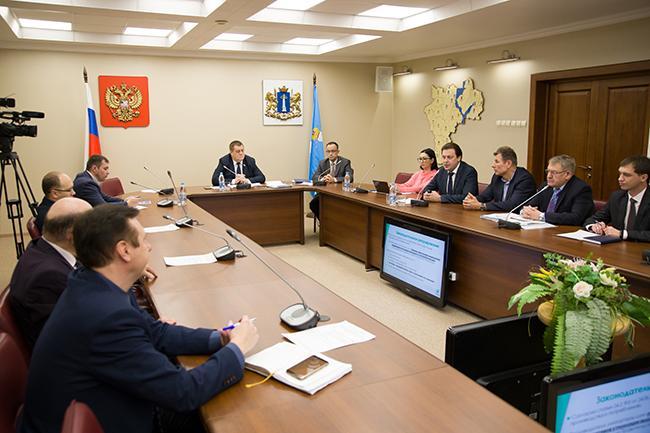 Глава «ЭкоШинСоюза» принял участие в обсуждении проблем утилизации шин в Ульяновской области