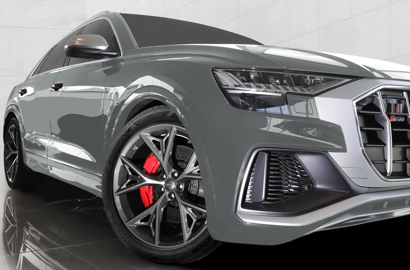 Шины линеек Hankook Ventus и Winter I*Cept пойдут на заводскую комплектацию новых Audi SQ8 TDI