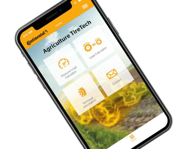 Continental предлагает новое цифровое решение для обслуживания сельскохозяйственных шин