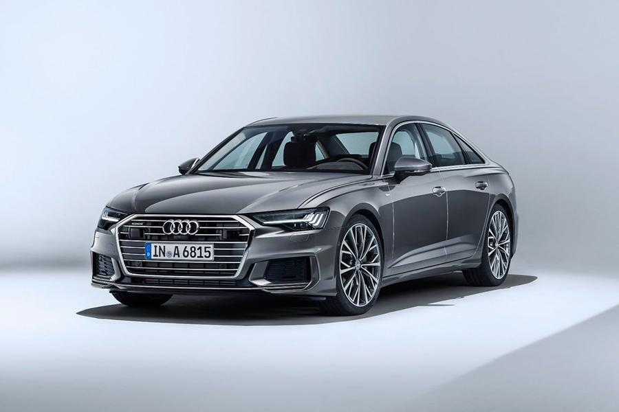 Audi начала российские продажи базовых А6