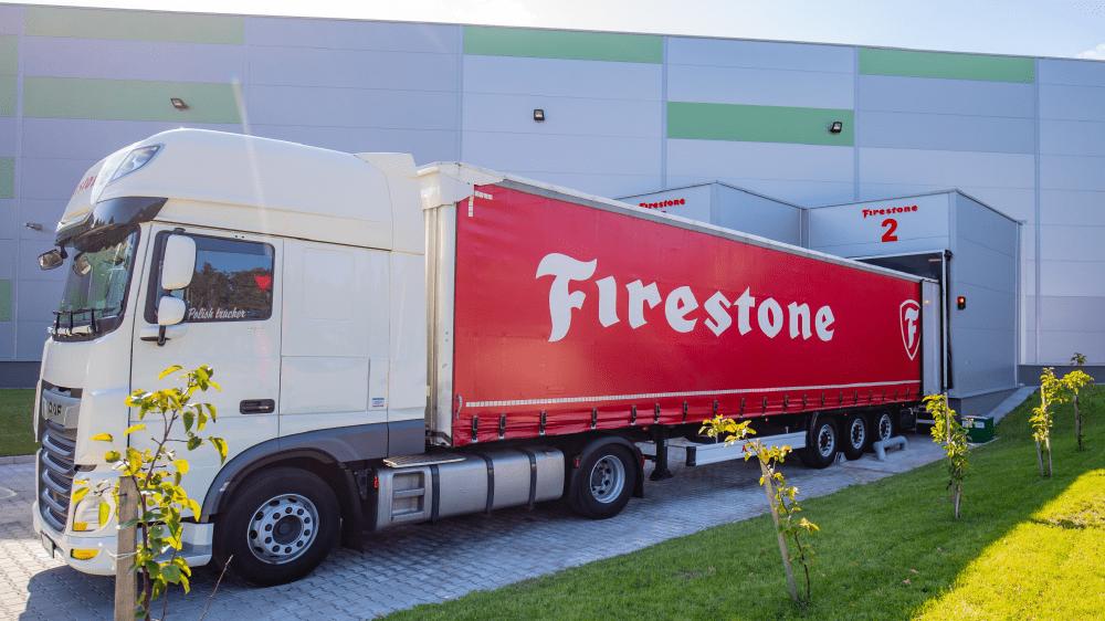 Firestone открывает новый распределительный центр в Центральной Европе