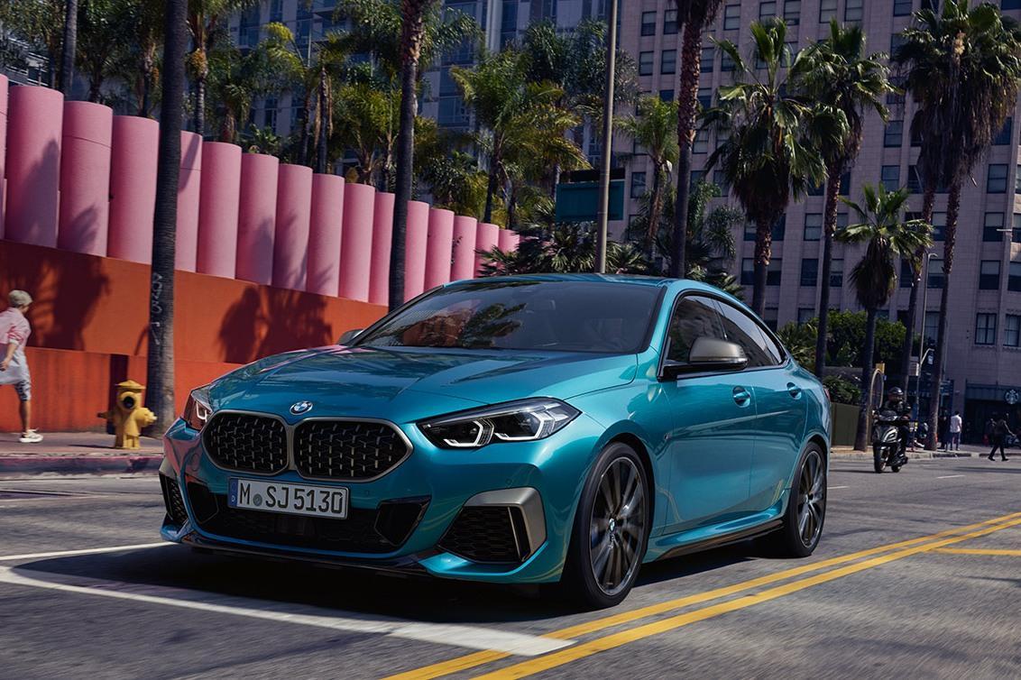 Названа стоимость базового BMW 2 Gran Coupe
