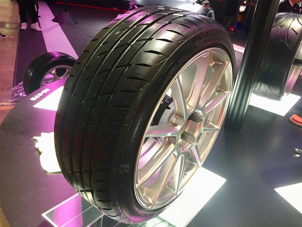 Новая Bridgestone Potenza Adrenalin RE004 - сочетание стиля, комфорта и производительности