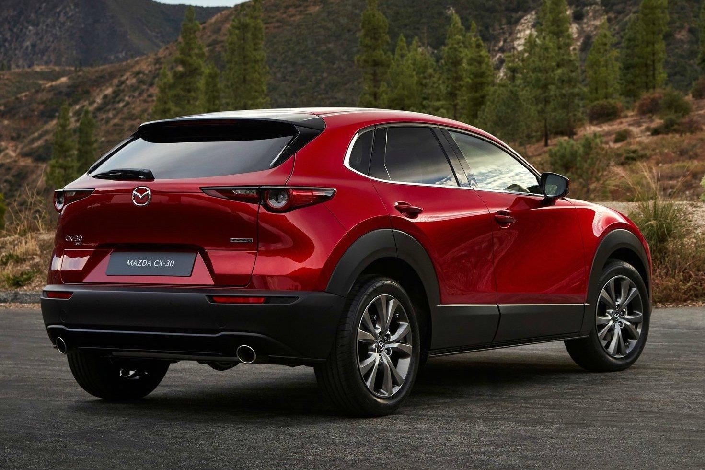 Выход Mazda CX-30 в Россию откладывается