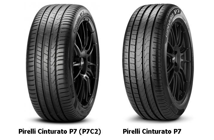 На рынок выходит новое поколение туринговых шин Pirelli Cinturato P7 (P7C2)