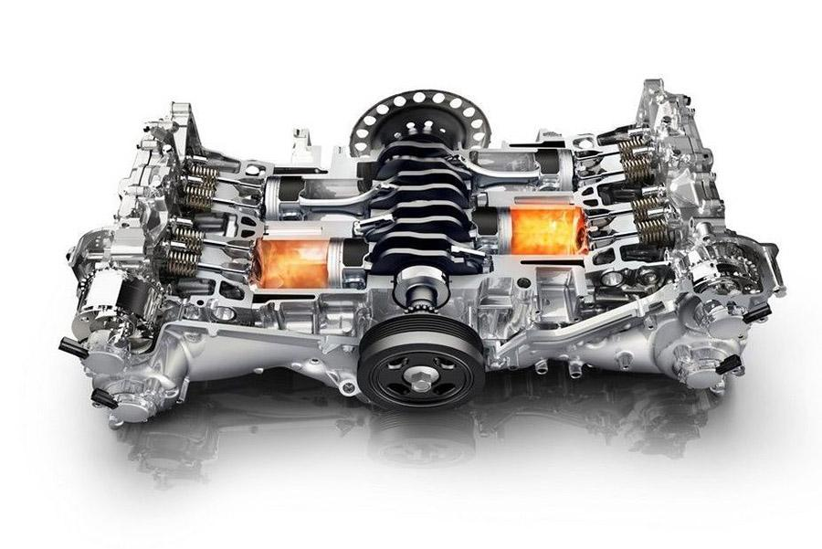 Subaru готова отказаться от оппозитных моторов