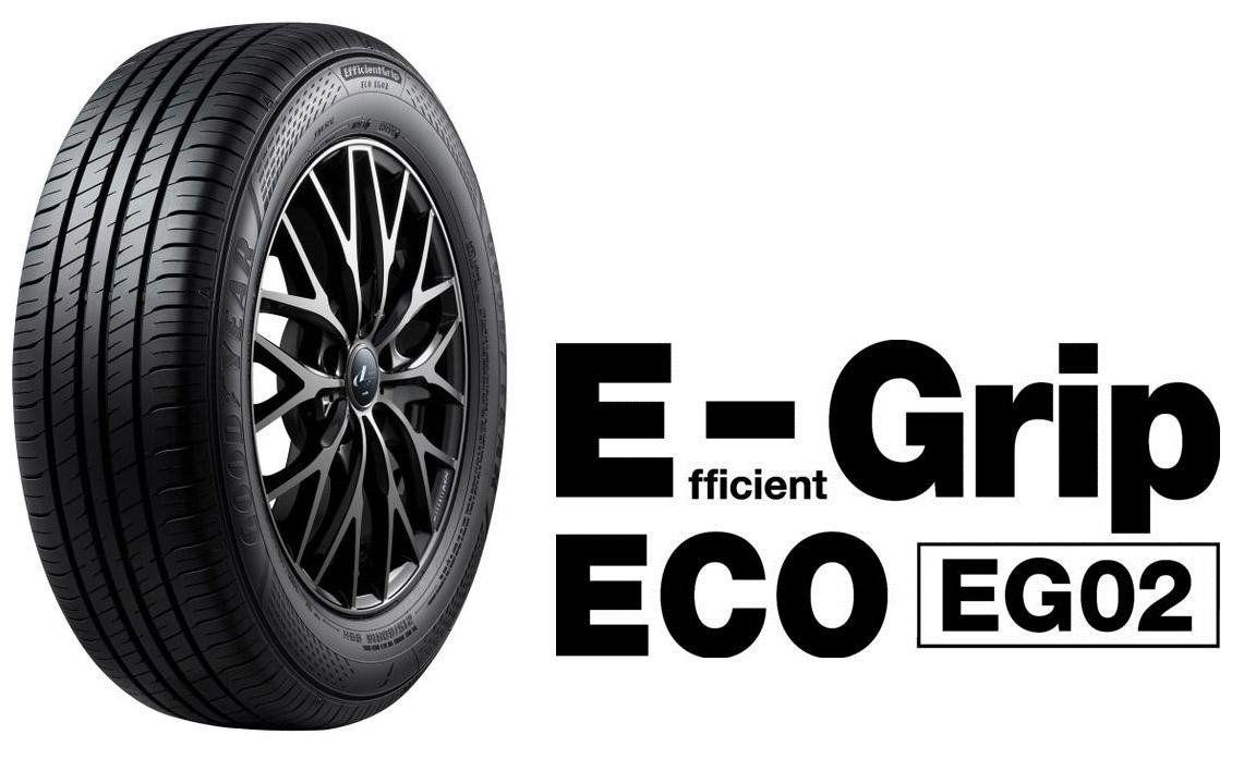 Япония в ожидании старта продаж новой экошины Goodyear E-Grip ECO EG02