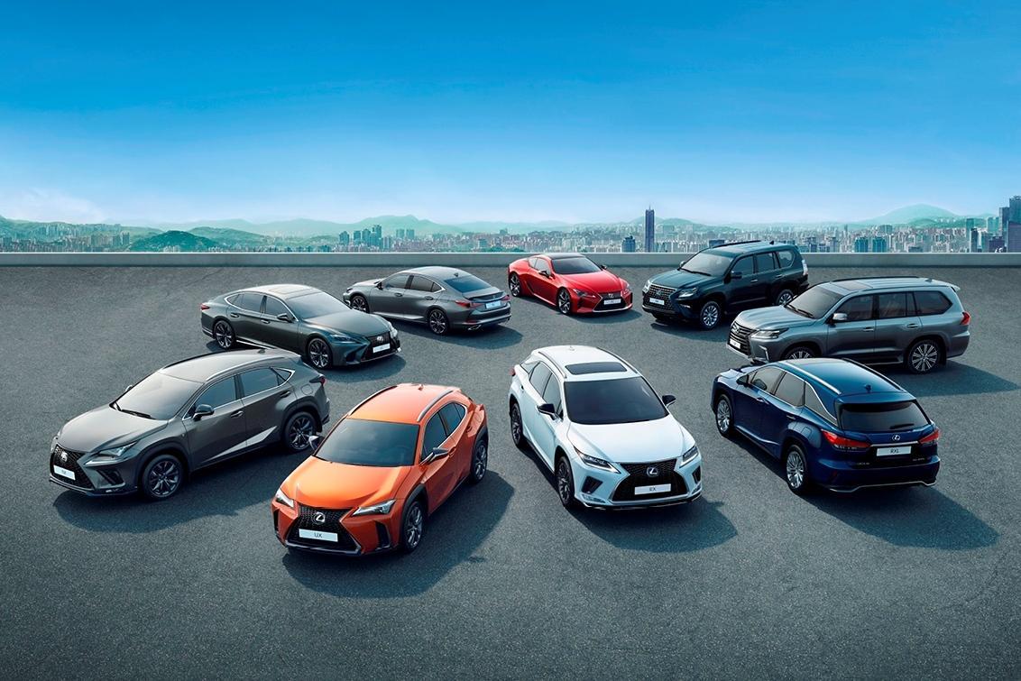 Автомобили Lexus получили новую противоугонную защиту
