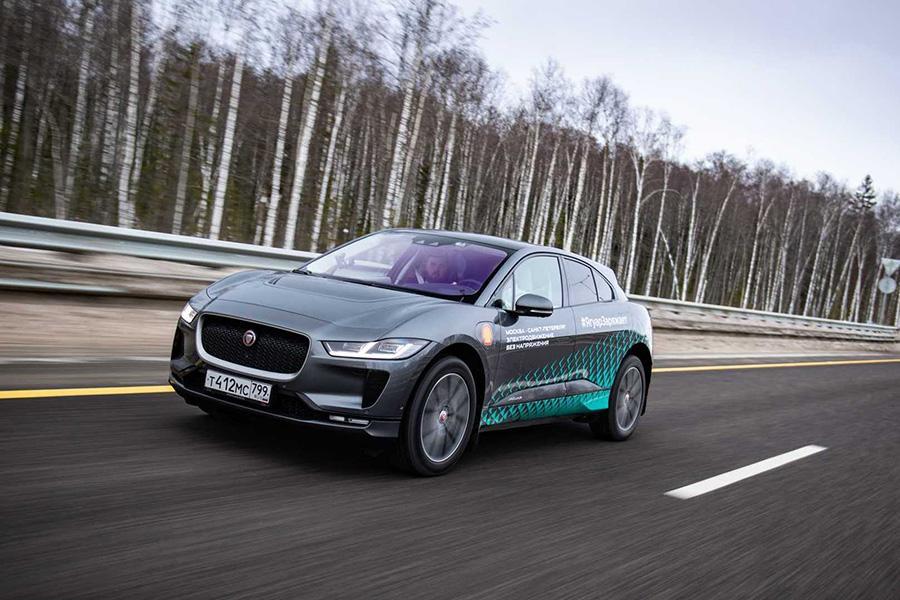 Спрос на новые электромобили в России заметно вырос