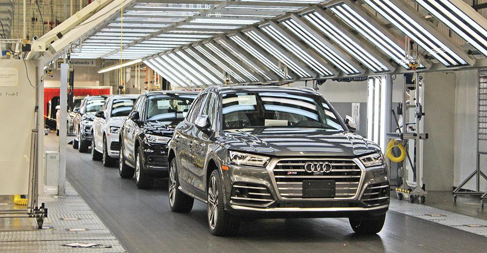 Kumho начала поставки своих всесезонок на комплектацию Audi Q5 мексиканской сборки
