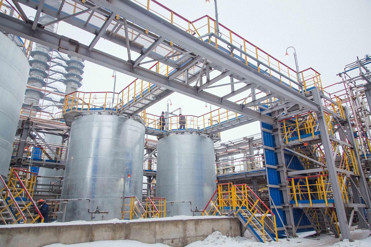 «Нижнекамскнефтехим» продолжает подготовку производства ДССК для «зеленых» шин