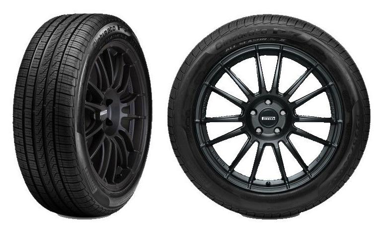 На рынок Северной Америки выходит новая всесезонка Pirelli Cinturato P7 All Season Plus II