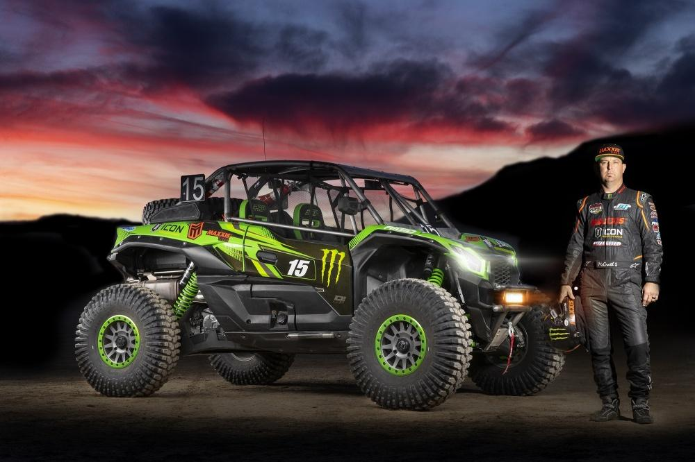 Триумф шин Maxxis в гонке King of the Hammers 2020