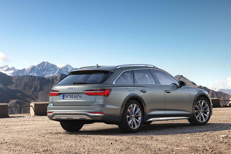 Audi сертифицировала в России А6 Allroad и другие новинки