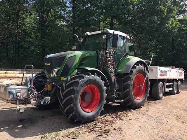 Continental TractorMaster одержала убедительную победу в тестах DLG