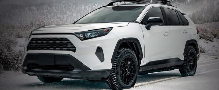Falken готовит к запуску на рынке Канады новые шипованные шины WinterPeak F-Ice 1