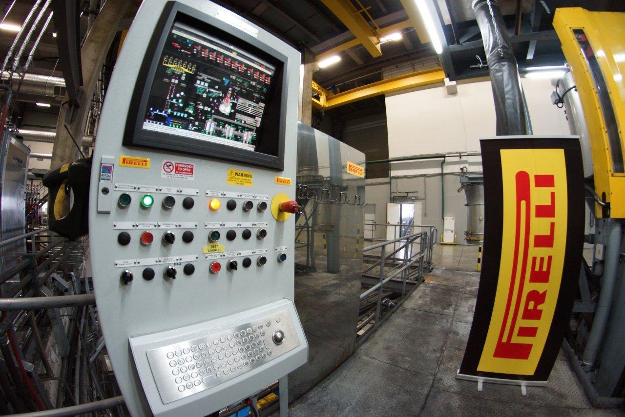 Завод Pirelli в Кирове остановлен на 8 дней