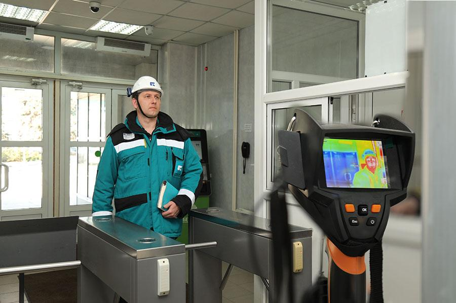 На ООО «Тольяттикаучук» введены специальные меры по предупреждению распространения COVID-19