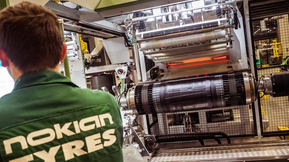 Nokian Tyres временно останавливает производство на заводах в России и Америке